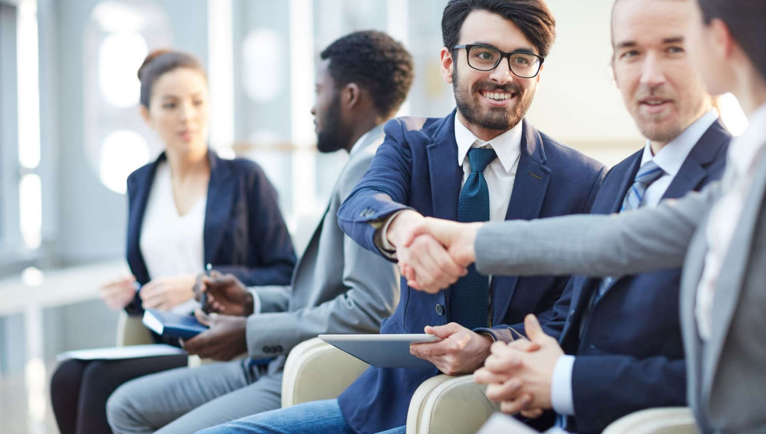 4 Simple Steps To Make A Good Impression In A Job Interview